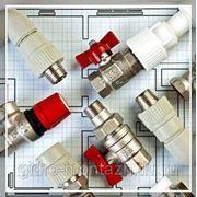 Монтаж внутренних и внешних сетей водопровода и канализации фото