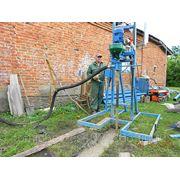 Бурение скважин на воду в Рязанской области фото