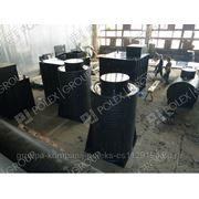 Производство кессонов для скважин тм POLEX PLAST фото