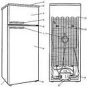 Перенавес дверей холодильника в Омске фото