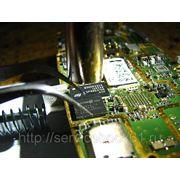 Пайка BGA микросхем, ремонт контроллеров фото
