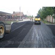 Услуги по строительству дорог фото