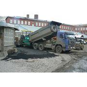 Асфальтирование в Санкт-Петербурге фото