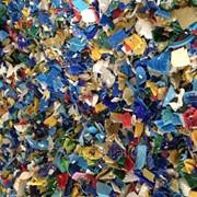 ПЭНД (PEHD) - дробленая пробка пластиковая из под ПЭТ тары фото