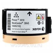 Заправка картриджа XEROX (106R02181) (106R02183) Phaser 3010/3040/WC3045B/3045NI фото