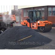 Асфальтирование, земляные работы, рытье котлованов в Новосибирске фото
