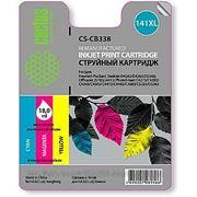Картридж DJ CB338HE №141XL для HP OfficeJet J5783 color (повышенной емкости) (Cactus) фото