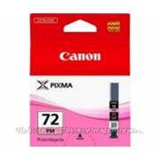 Картридж Canon PGI-72 PM, пурпурный фото
