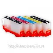 Перезаправляемый картридж НР178, 920 for HP Photosmart C5380/C6375/C6380/D5460/D7560/B8550 без чипов фото