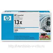 Заправка картриджей принтеров HP LaserJet 1300