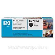 Запр картриджа лазерного HP C9700A CLJ 1500/2500 с заменой чипа черн. фото