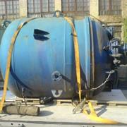 Аппарат (реактор) 1,6 м.куб эмалированный фото