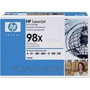 Заправка HP LJ 4/4M 4+4M+ 5/5M/5N 92298X фото
