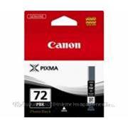 Картридж Canon PGI-72 PBK, черный фото