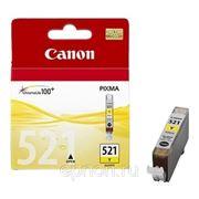 Заправка картриджа Canon CLI-521