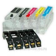 Нано-картриджи BURSTEN 3-го поколения для принтеров CAN 4840/5140 (425/426) х 5 с чиповой рамкой фото