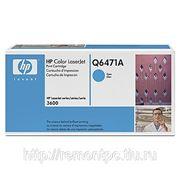 Заправка лазерного цветного картриджа HP Q6471A/Q6472A/Q6473A с заменой чипа фото