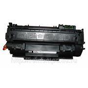 Заправка лазерного черного картриджа HP Q7553A LJ P2014/P2015/M2727 (без замены чипа) фото