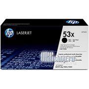 Заправка лазерного черного картриджа HP Q7553X LJ P2014/P2015/M2727 (без замены чипа) (экономичный) фото