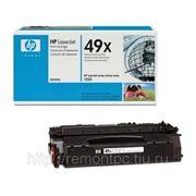 Заправка лазерного черного картриджа HP Q5949X (без замены чипа) (экономичный) фото