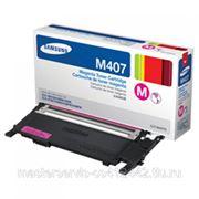 Заправка картриджа SAMSUNG CLT-M407S для принтера Samsung CLP320 с заменой чипа фото