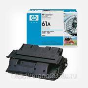 Заправка картриджа HP C8061A для LJ 4100 (без замены чипа) фото