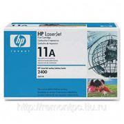 Заправка лазерного черного картриджа HP Q6511A LJ 2410/2420/2430 (без замены чипа) фото