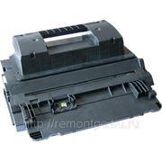 Заправка лазерного черного картриджа HP CC364A LJ P4014/4015/4515 с заменой чипа фото