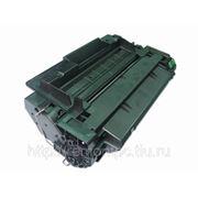 Заправка лазерного черного картриджа HP CE255A LJ P3010/P3015 с заменой чипа фото