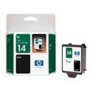 Заправка картриджа HP 14 для HP OfficeJet D125, D135, D145, D155, 7110, 7130 и 7140, Волгоград фото