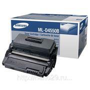 Заправка картриджа Samsung ML-D4550B для ML-4050N/4550/4551N/4551ND с заменой чипа 20к фото