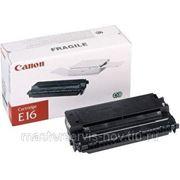 Восстановление картриджа CANON Е16/Е30 для принтера CANON 100,108,128,200,204,206,208,210,220,224 фото
