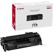 Заправка лазерного картриджа Canon 719 фото