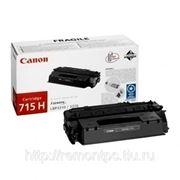 Заправка картриджа Canon 715 фото