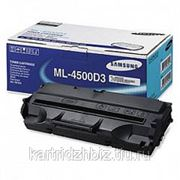 Заправка картриджа Samsung ML-4500D3 фото