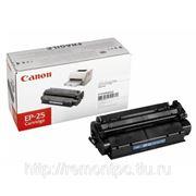 Заправка лазерного картриджа Canon EP-25 фото