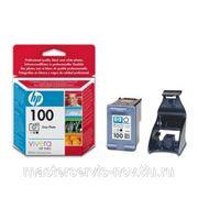 Заправка картриджа HP 100 (CВ304А) для принтера PhotoSmart A516,А432,А43340,D1310,D1320 фото