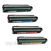 Заправка цветного картриджа HP Color LJ CP 5225 CE740-3A фото