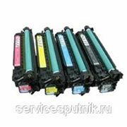 Заправка цветного картриджа HP Color LJ Enterprise M551/MFP M575 CE400-3A/X,3K) фото