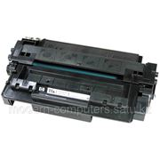 HP Q6511A Black Print Cartridge for LaserJet 2410/20/30, up to 6000 pages. ; фото