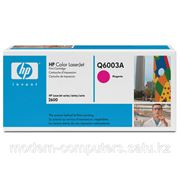 Заправка картриджей HP Q6003A Magenta Print Cartridge for Color LaserJet 1600/2600n/2605, up to 2000 pages. ;   фото