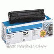 Восстановление картриджа СВ436А для принтера НР LJ P1505/M1120/M1522N фото
