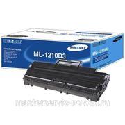 Восстановление картриджа SAMSUNG ML-1210D3 для принтера SAMSUNG ML1010/1020M/1210/1220/1250/1200/1430 фото
