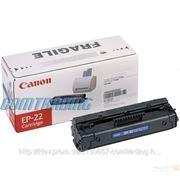 Восстановление картриджа Canon EP-22