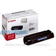 Восстановление картриджа Canon EP-27 фотография