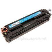 Заправка картриджей HP CB541A для принтера HP CLJ CP1215/1515/1518/1525/CM1312 фото