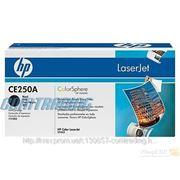 Картридж HP CLJ CM3530/CP3525 black (CE250A) фото