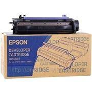 Заправка картриджей Epson S050087 для принтера Epson EPL-5900/6100/6100L фото