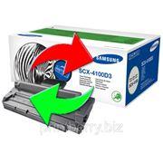 Обмен лазерного картриджа Samsung SCX-4100, 4150 (SCX-4100D3) фото
