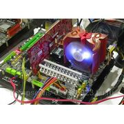 Компьютерная помощь, ремонт, обслуживание фото